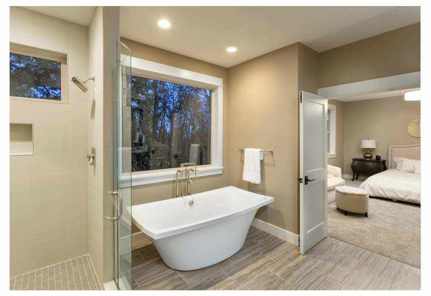 Shower Head Plumbing Naperville - JW Construction & Design Services