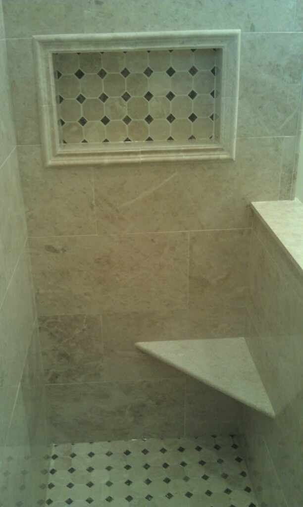 Marble Tile Installation Naperville - JW Construction & Design Services