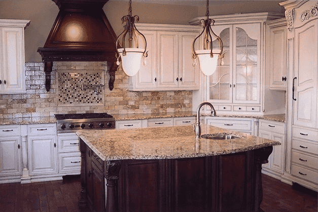 Traditional Kitchen Remodeling Naperville - JW Construction & Design Studio Services